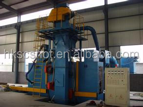 Sand Portable Used Garnet Surface Prepare Shot Blasting Machine