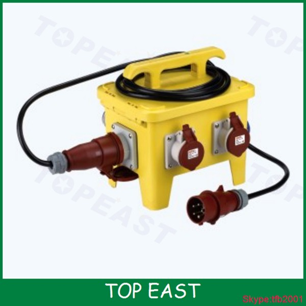 Waterproof Combination Distribution Box Power Mobile Socket Box