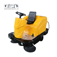 C350 Economic Vacuum Street Cleaner Rechargeable Automatic Cordless Floor Sweeper