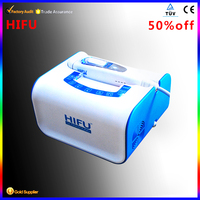 Portable hifu ultrasound skin tightening machine for home use