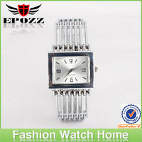 2013 Latest brands style bracelet wrap watches princess women fashion hand watch