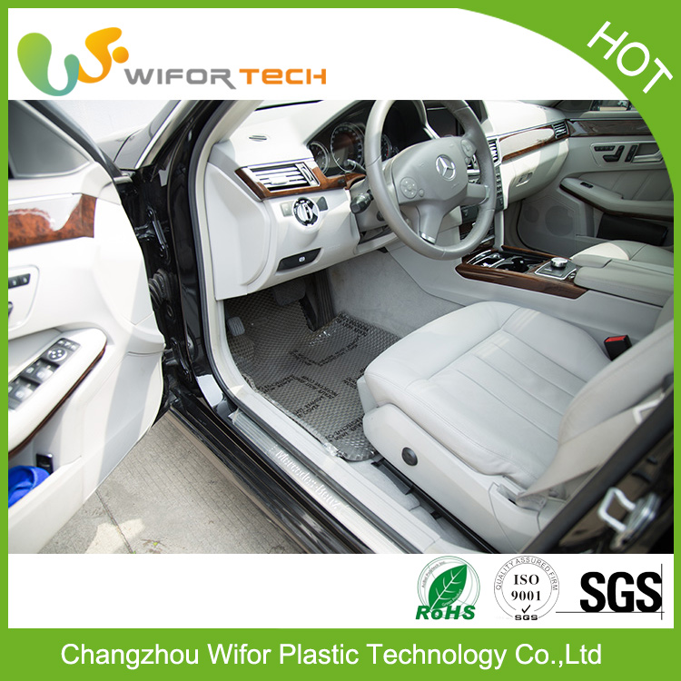 PE High Adhesion Scratch Protection Film For Car