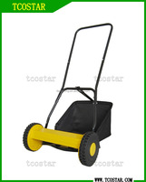 Garden tools wholesale cutting machine manual grass cutter hand push lawn mower