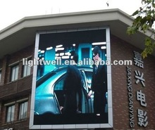 Unique products high brightness and good visual effect screen led outdoor