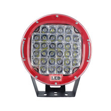 Arb spot auto 12v led driving lights 9 inch round 96w