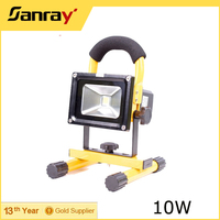 Portable LED Battery Work Light with Magnetic Base 10W Portable LED Work Light