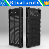 new products 2017 consumer electronics solar power bank for blackberry
