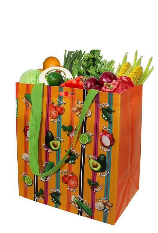 Laminated PP Non woven Shopping Bag