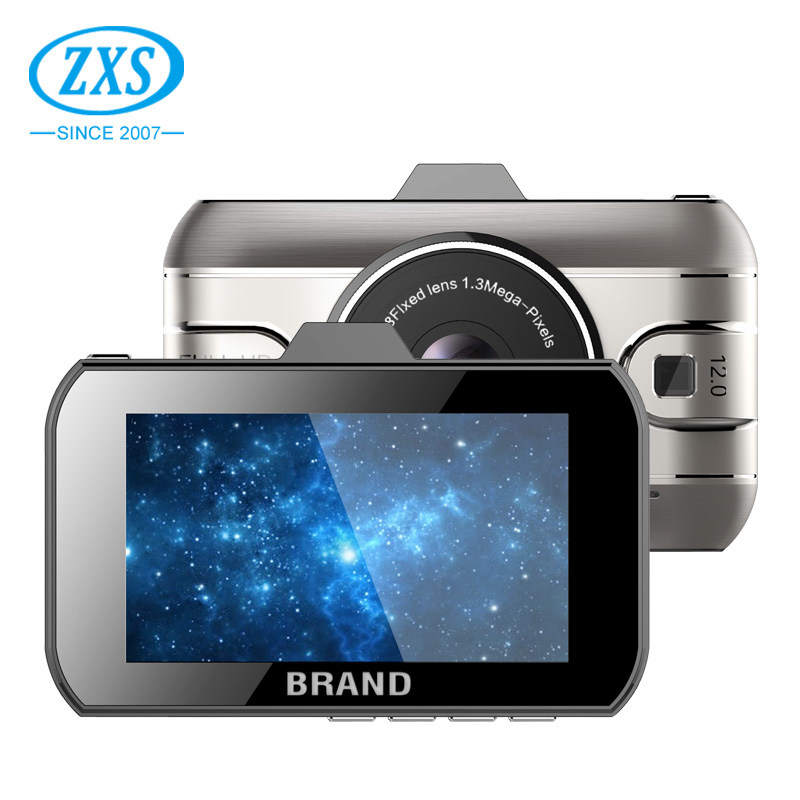 ZXS-F56 Dual Lens Car DVR 1080P HD Road Dash Digital Video Recorder Camera Camcorder