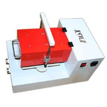 Auto wrapping machine for mobile phone skin