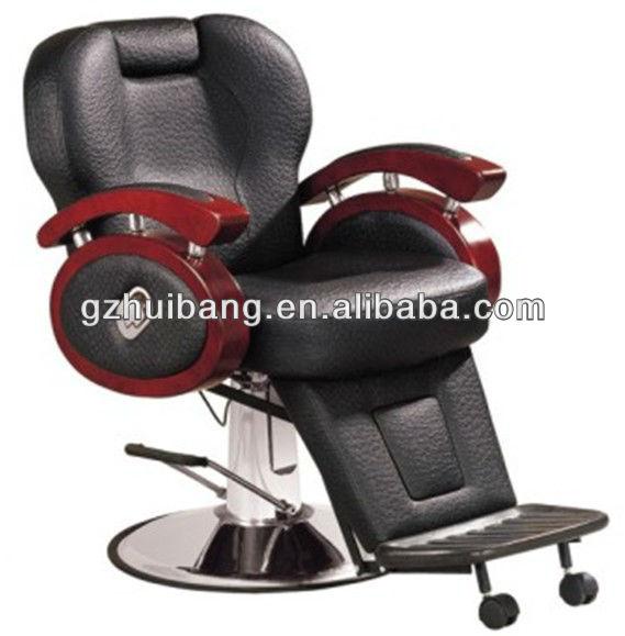 Alta calidad moderna reclinables silla de barbero de for Precio sillas reclinables