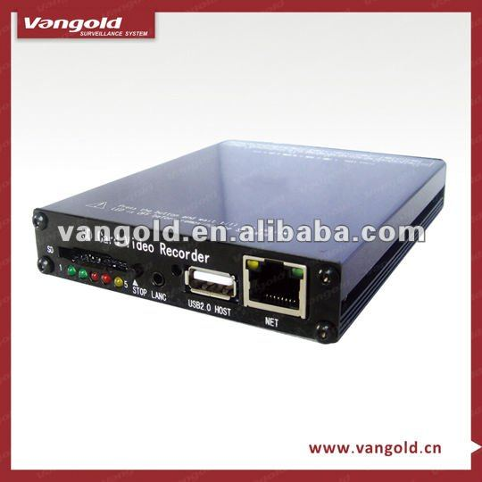 CCTV 4CH H.264 Mini D1 Mobile DVR Supporting GPS and WIFI -VG-S1104