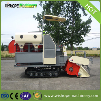 Low Price Big Grain Harvester Machine For Sale Made In China With High Quality Equal To Kobota