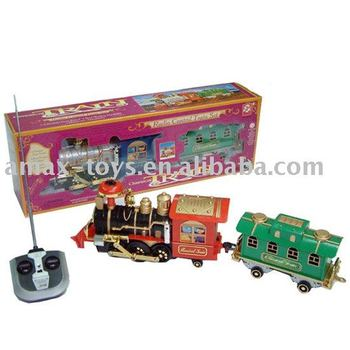 rct-2415 RC luxury train with carriage