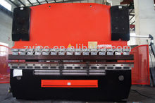 cn metal folding machine,hydraulic press brake in stock