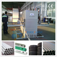 Zhangjiagang spiral pipe extrusion line with cheap price