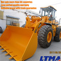 LTMA wheel loader classic product 5 ton front end bucket loader price compititive