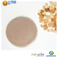 Arabia gum used as stabilizer an emulsifier thickening substance in food industry