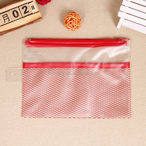 A5 size small pencil stationery bag for school and office use