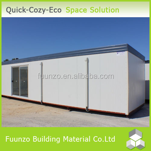 Good Daylighting Demountable Residential House with Equipments