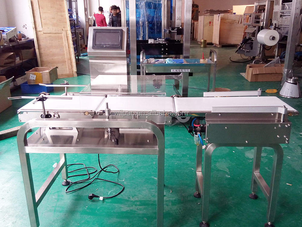 WP-C6000 check weigher system