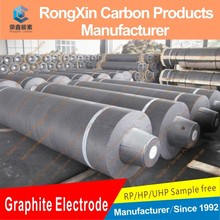 Good Price RP Graphite Electrode with Nipples
