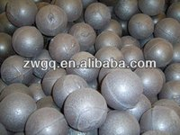 high chrome casting and forging grinding media ball for cement plants in china