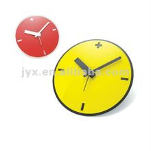 2015 Round Acrylic digital wall clock
