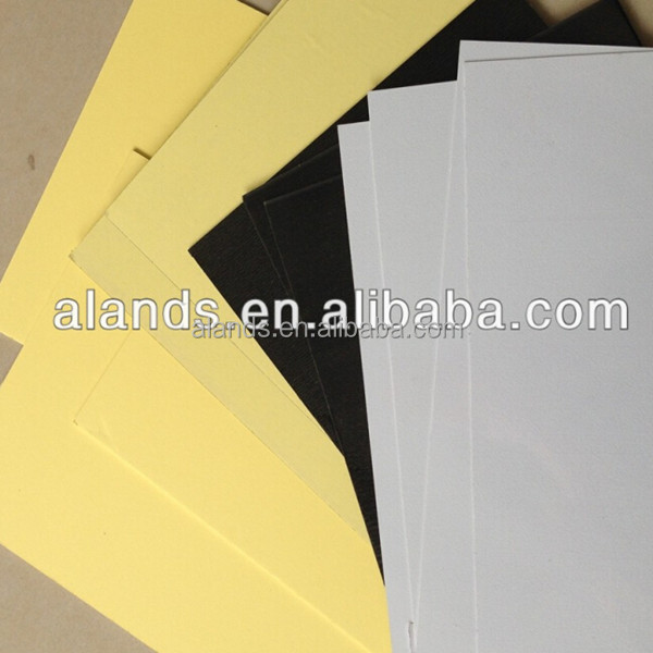 hot sale durable double glued self adhesive pvc sheet