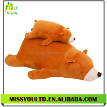 Cute Soft Stuffed Polar Bear Animal Toys Wholesale