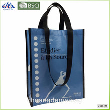 Eco-friendly PP Non Woven Recycled PET Bottle Tote Bag