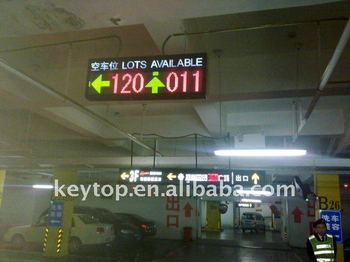 indoor variable message signs(VMS)/slots display/led electronic signs/level counting led display