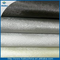 soft PU leather Fabric for bags, sofa upholstery furniture