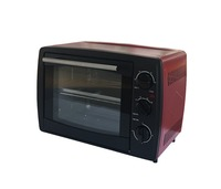 electric oven forno toaster double glass oven auto painting oven