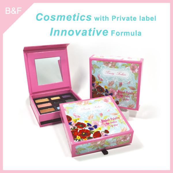 Eyeshadow Cosmetic, Eyeshadow Makeup set breast gel wrist rest mouse pad accessories