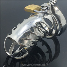 Cock Cage Stainless Steel Chastity Device Male Chastity Penis Ring BDSM bondage belt sex toys
