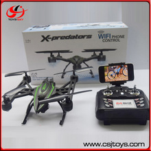 2.4G RC drones professional for aerial photography Wifi fpv quad copters helicopter