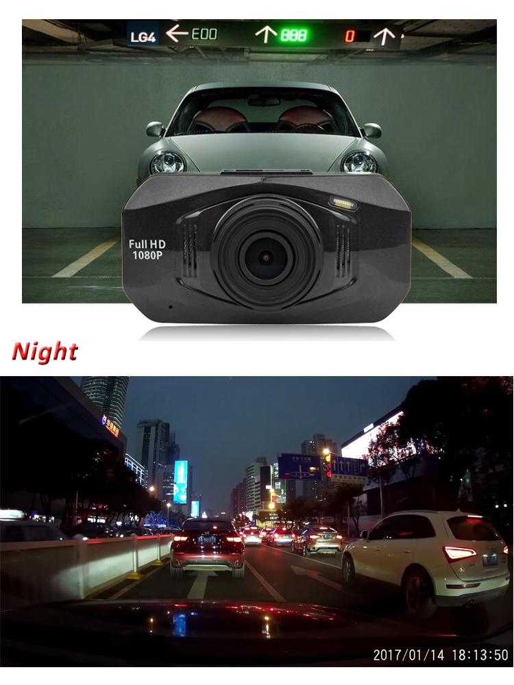 Super night vision veículo blackbox dvr manual do usuário 2.7 inch câmera do carro wi-fi