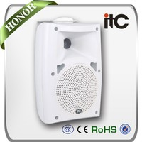 "ITC T-775SW New Product 50W 5"" and 1.5"" Plastic PA System Speaker Outdoor"