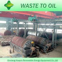 plastic scrap recycling plant with best oil quality