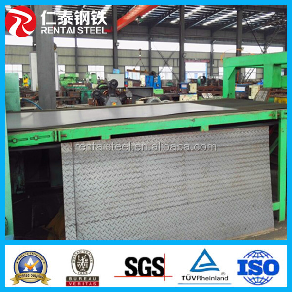 Low alloy S355JR hot rolled steel plate