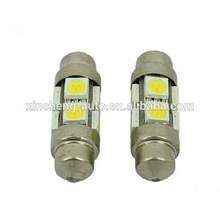 Guangzhou factory 36mm 8SMD canbus led