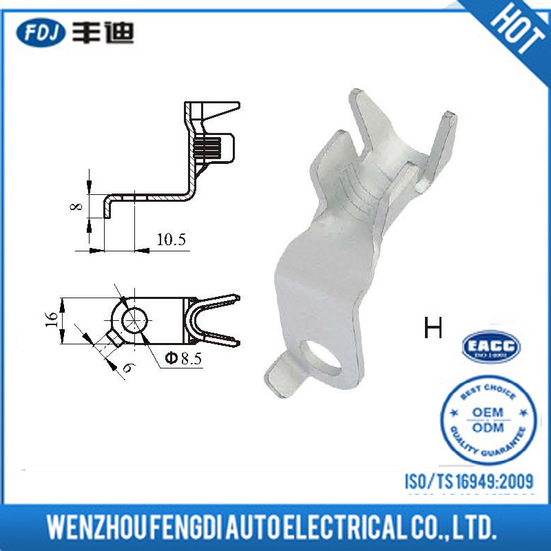 High Quality Delph Auto Parts Wire Harness Electical Terminal/ Electrical Terminal Connector