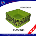 New fashion dog feed trough and ceramic cat food bowl