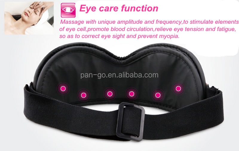 new design anti wrinkle eye massager with air pressure vibration and heat