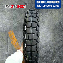 2.75-18 Qingdao tire factory supply top grade motorcycle off-road tire