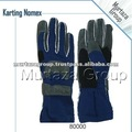 Karting gloves Blue