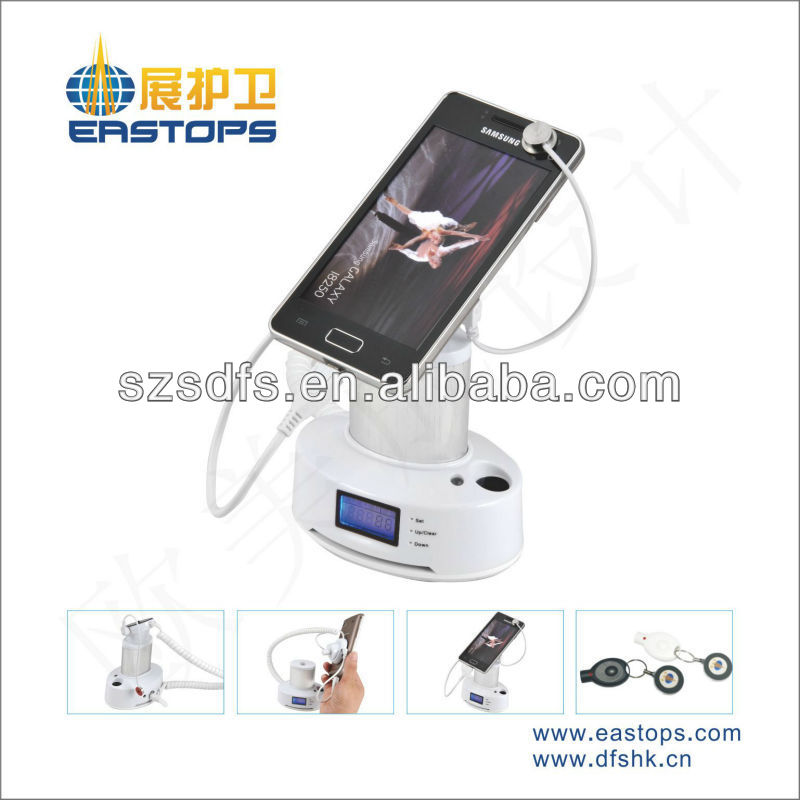 hand phone holder for open display cell phone holder for desk