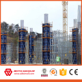 Direct supply high quality concrete OEM steel frame pillar column wall formwork