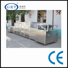 Factory Industrial Conti microwave drying sterilization machine for pignent